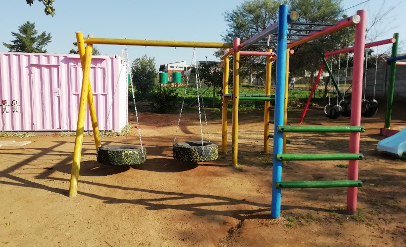 Shofar Christian Church - Playground Makeover