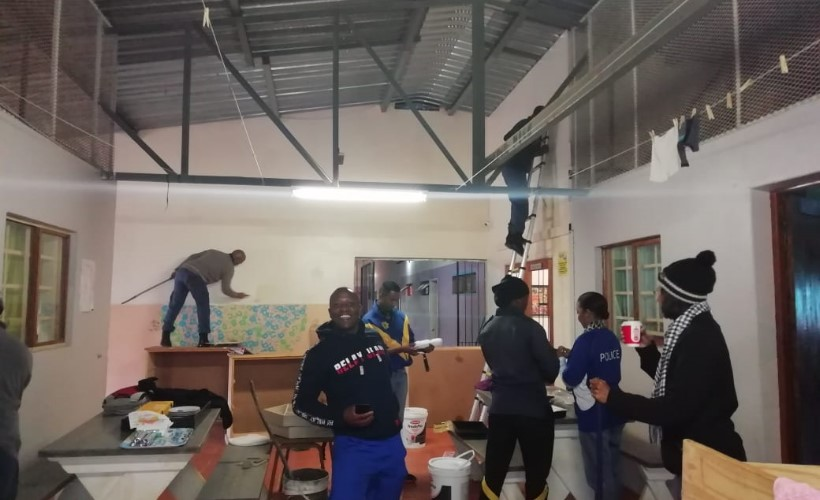 Mandela Day - Mobile Operations Cape Town Unit